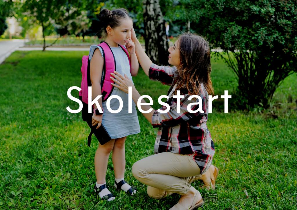 Skolestart på Hillerød Privatskole