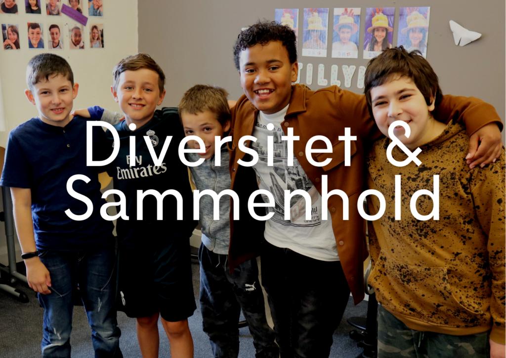 Diversitet & sammenhold på Hillerød Privatskole